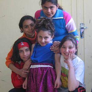 Zatoun Project Hope kids
